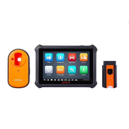 Autel OTOFIX IM1 Automotive Key Programming & Diagnostic Tool with Advanced IMMO Key Programmer Same Functions as Autel IM508