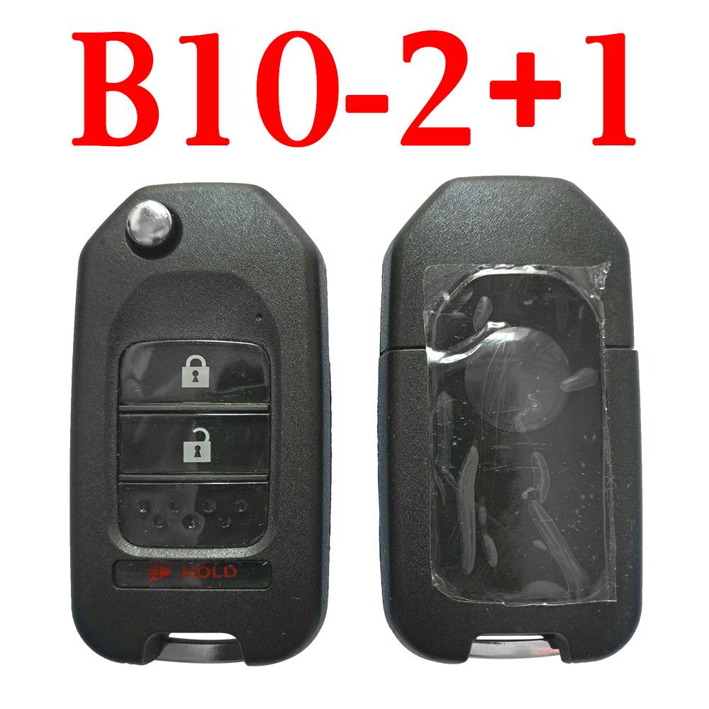 KEYDIY B10-2+1 KD Universal Remote Controls - 5 pcs