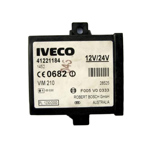 TMPro Software Module 36 for Iveco Daily/Iveco Truck Immobox Bosch