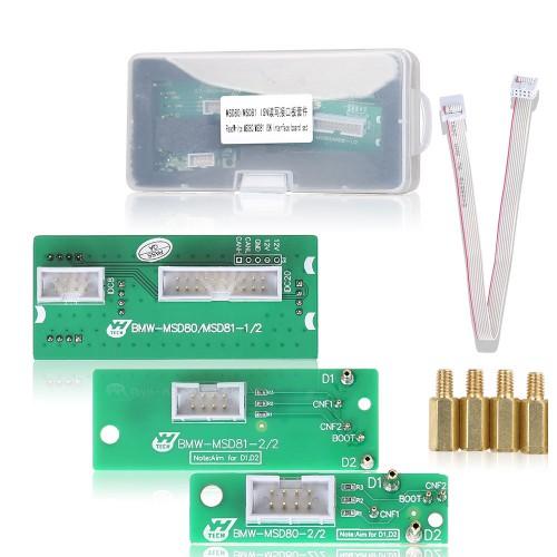 YanHua - ACDP - BMW MSD80 / MSD81 ISN Interface Board Set - ISN PSW Read & Write