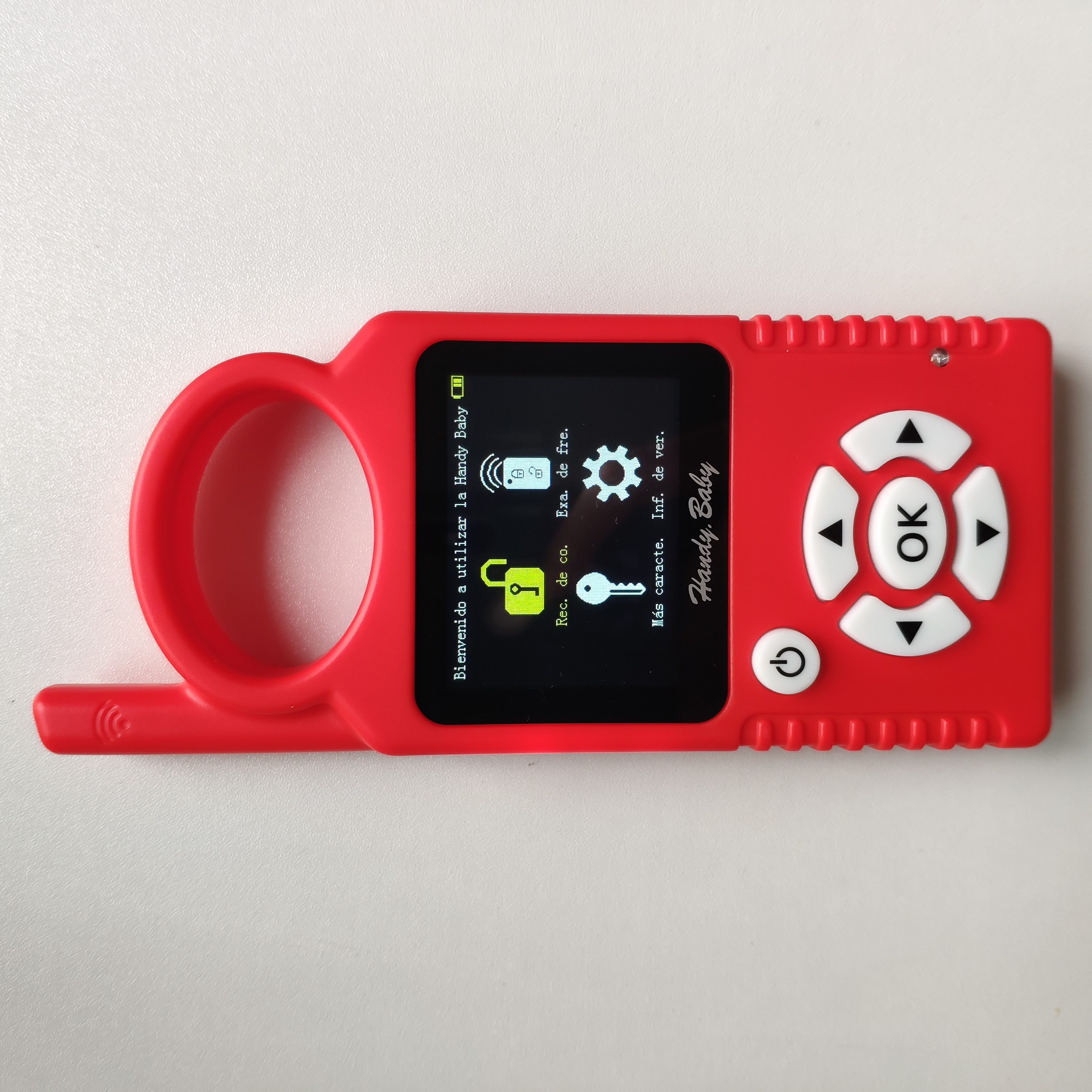 Original Spanish Version Handy Baby with G & 96 bit 48 Functions Activated
