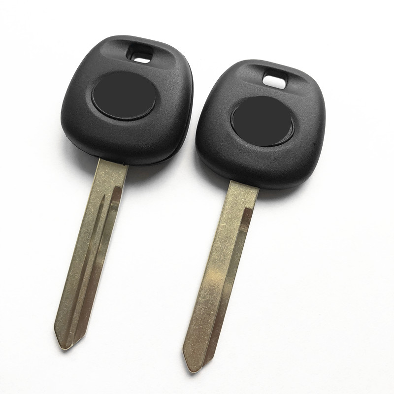 Transponder Key Shell TOY47 for Toyota 5 pcs