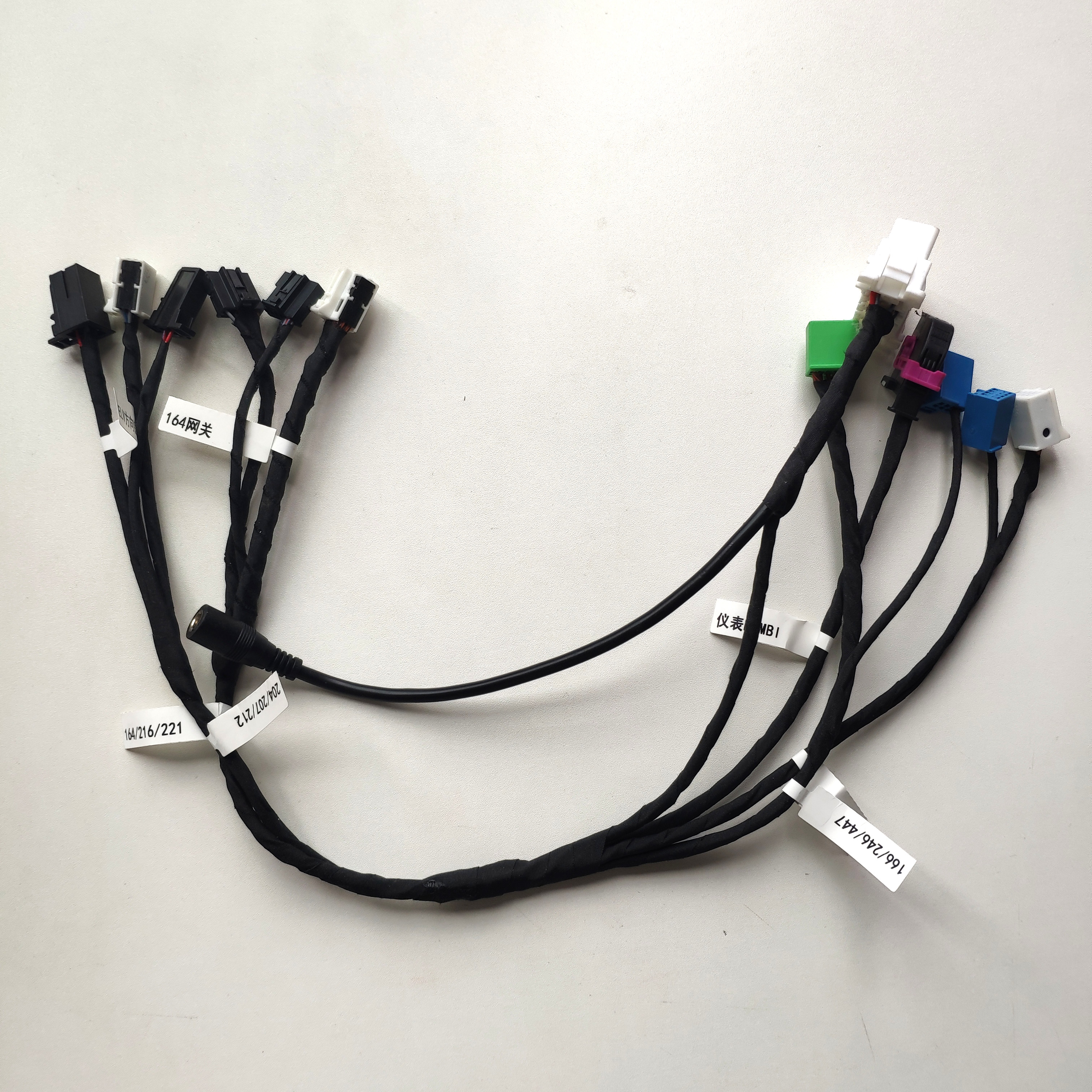 top quality 5 in 1 EIS ELV Test Cables for Mercedes Benz