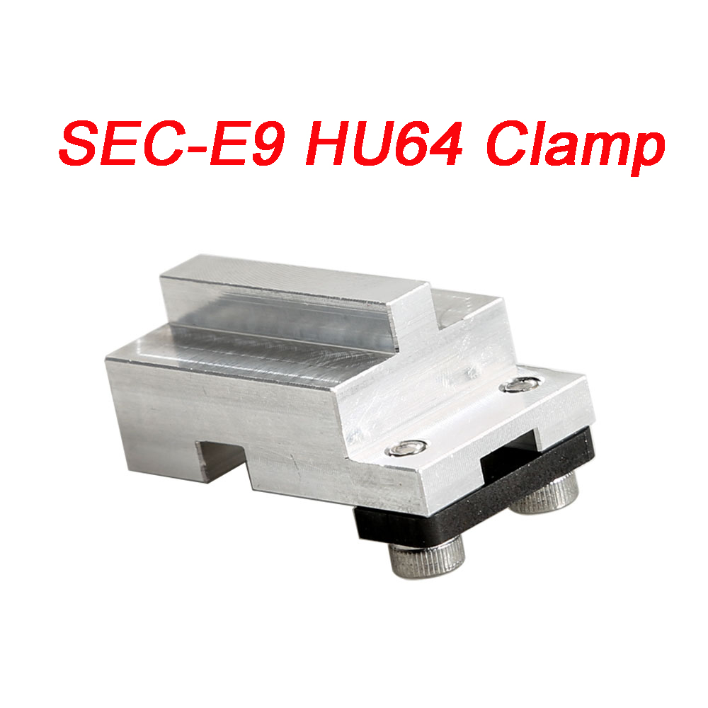 HU64 Clamp With SEC-E9 Key Cutting Machine For Benz SN-CP-JJ-11