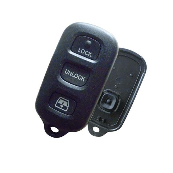 Remote Car Key 3+1 Button 433MHz for Toyota FCCID:ELVATDD
