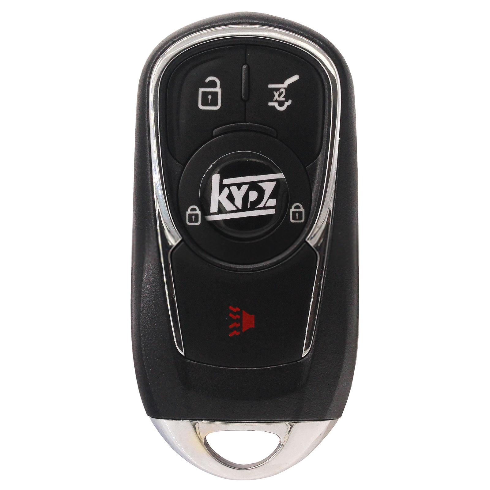 KYDZ03 Form Smart Model Model GM25-3+1 Buttons Global Version - Pack of 5