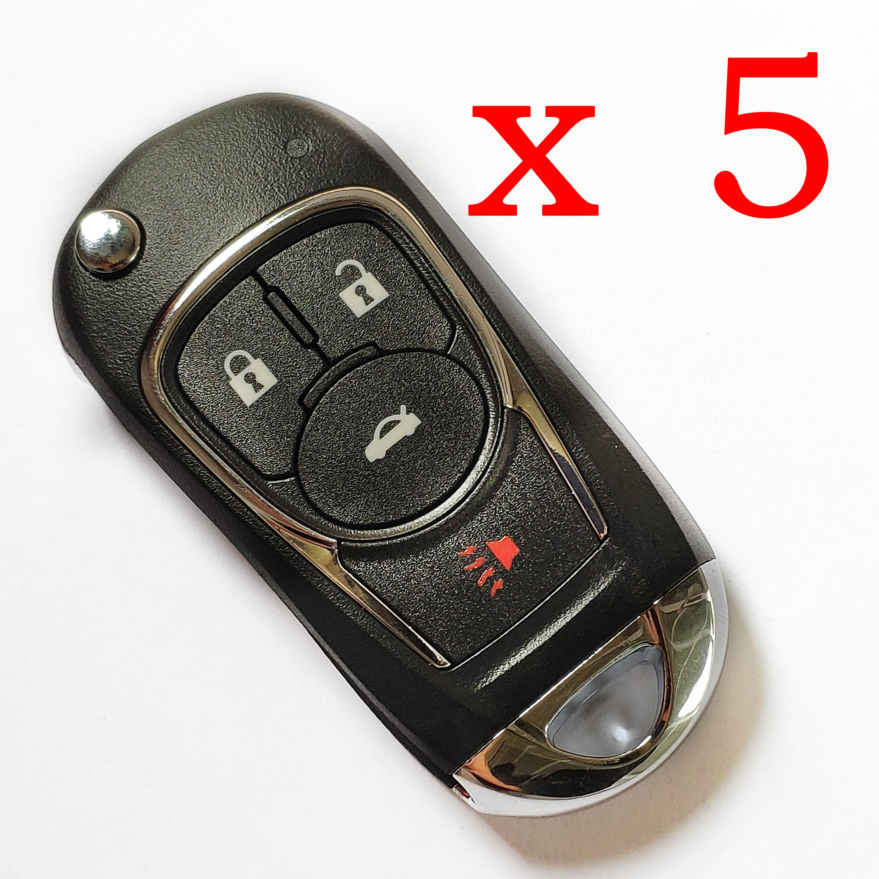 5 pieces Xhorse VVDI GM Type 2 Universal Remote Control