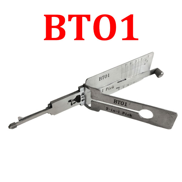 Original LISHI BT01 Auto Pick and Decoder for Pentium