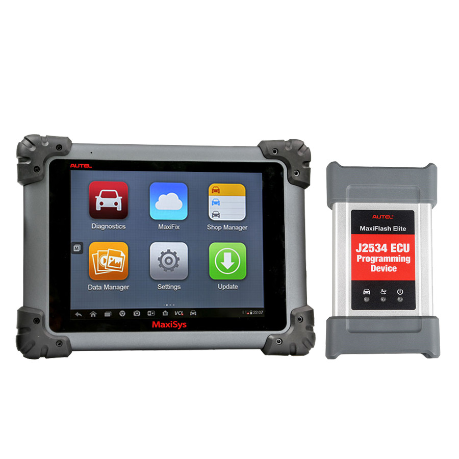 Autel MaxiSys Pro MS908P Wifi Diagnostic System with 2 year free update Online