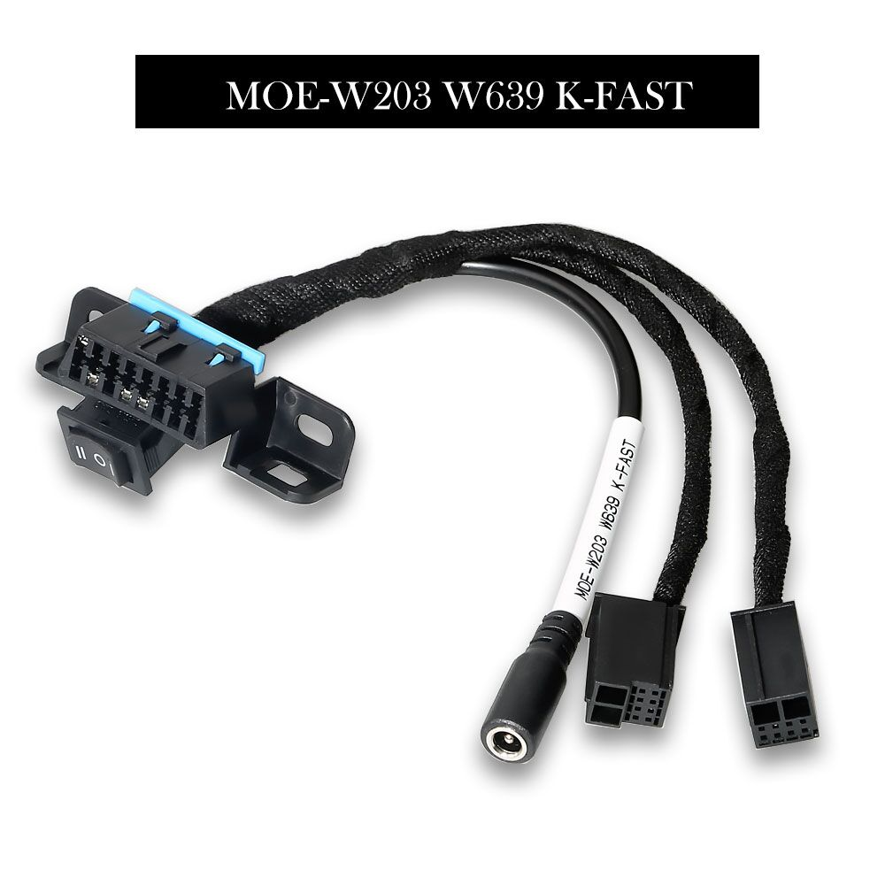 Mercedes EZS Bench Test Cable for W203 W639 K-Fast