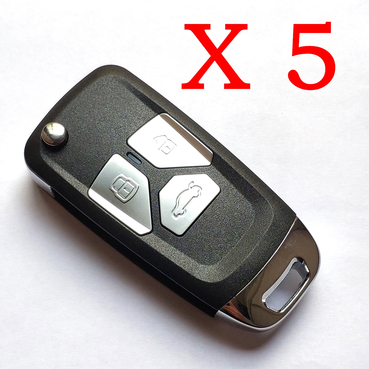 5 pieces Xhorse VVDI Audi Type 1 Universal Remote Control