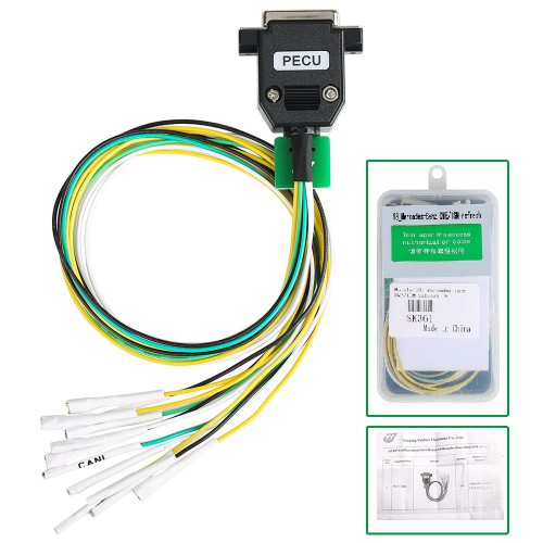 Yanhua ACDP Mercedes Benz DME/ISN Refresh Module 18 with License A102