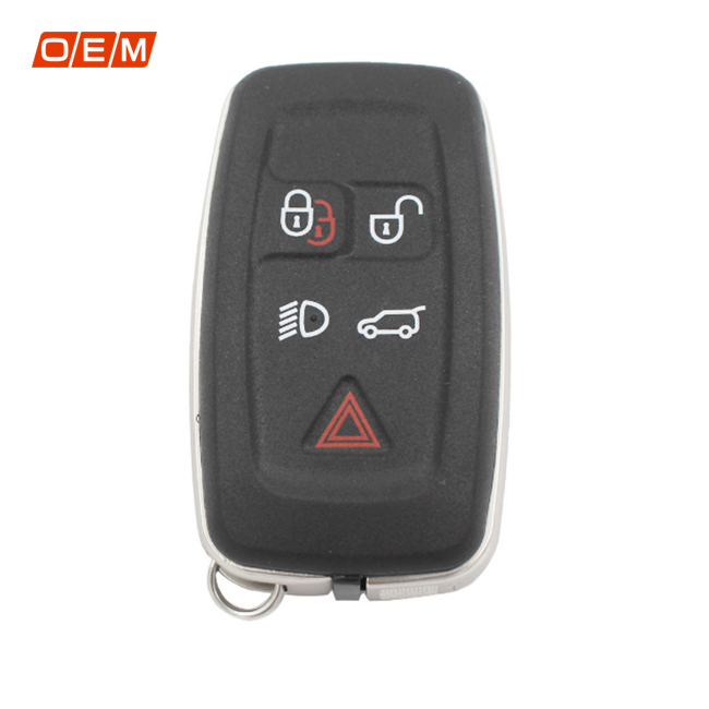 Genuine 5 Button Smart Key Shell for Range Rover 2014
