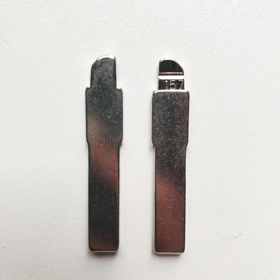 157# KD SIP22 Flip Remote Blade for Fiat - Pack of 10