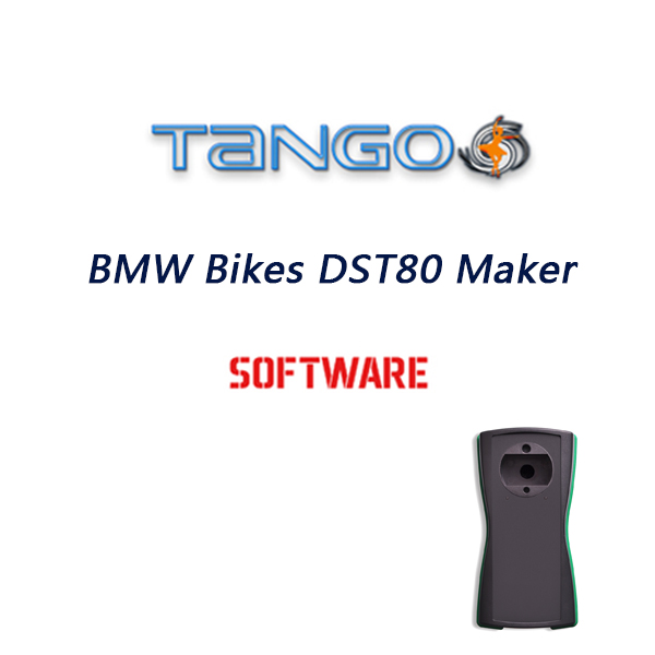 TANGO BMW Motorcyles DST80 Key Maker software