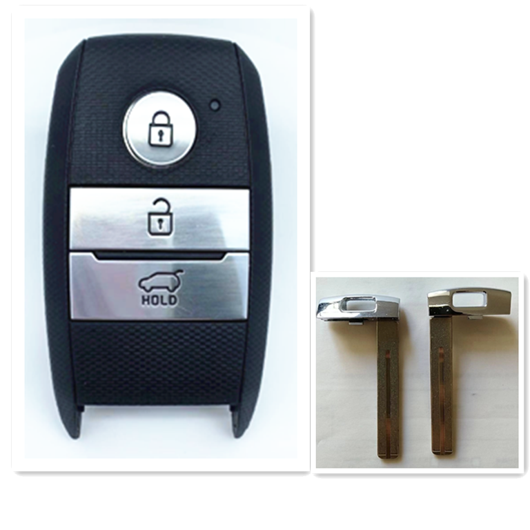 3 Buttons 434 MHz Smart Key for 2016 KIA Sportage 95440-D9100 - ID47