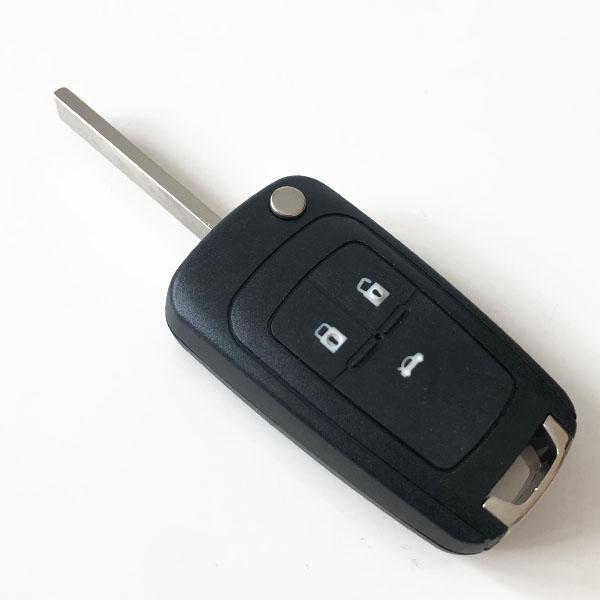 (433Mhz) 5WK50079 Flip Key For Vauxhall Astra J Nsignia