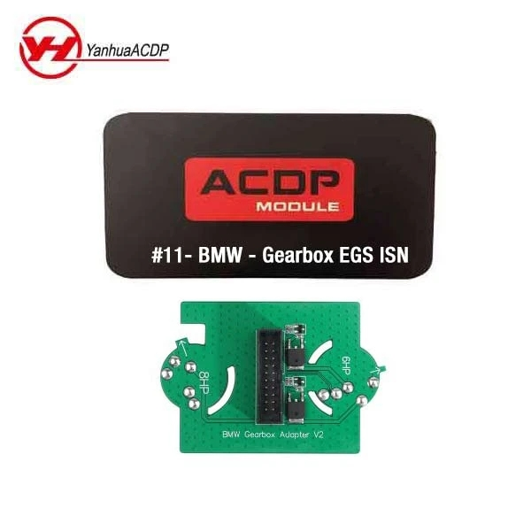 BMW-Module #11 for Mini ACDP-Gearbox EGS ISN Authorization