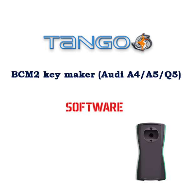 TANGO BCM2 key maker (Audi A4/A5/Q5) Software