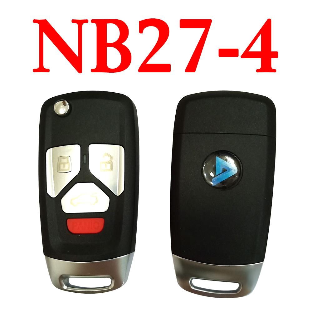 KEYDIY NB27-4 KD Universal Remote control - 5 pcs