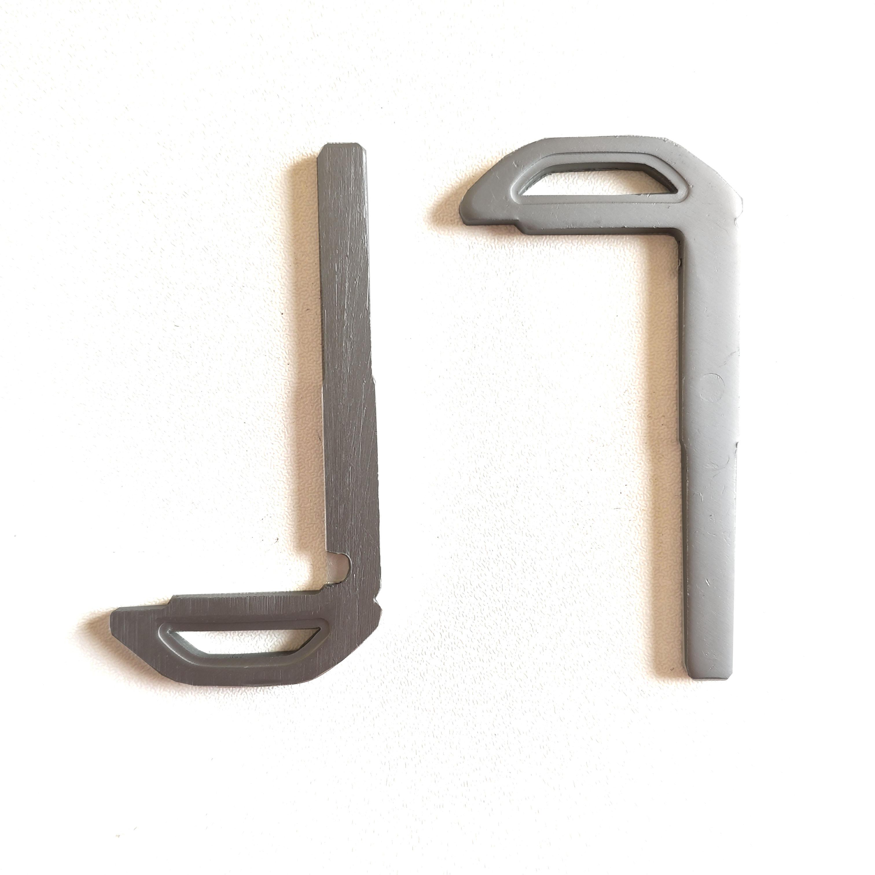 Uncut Blade For XC60 Volvo Key