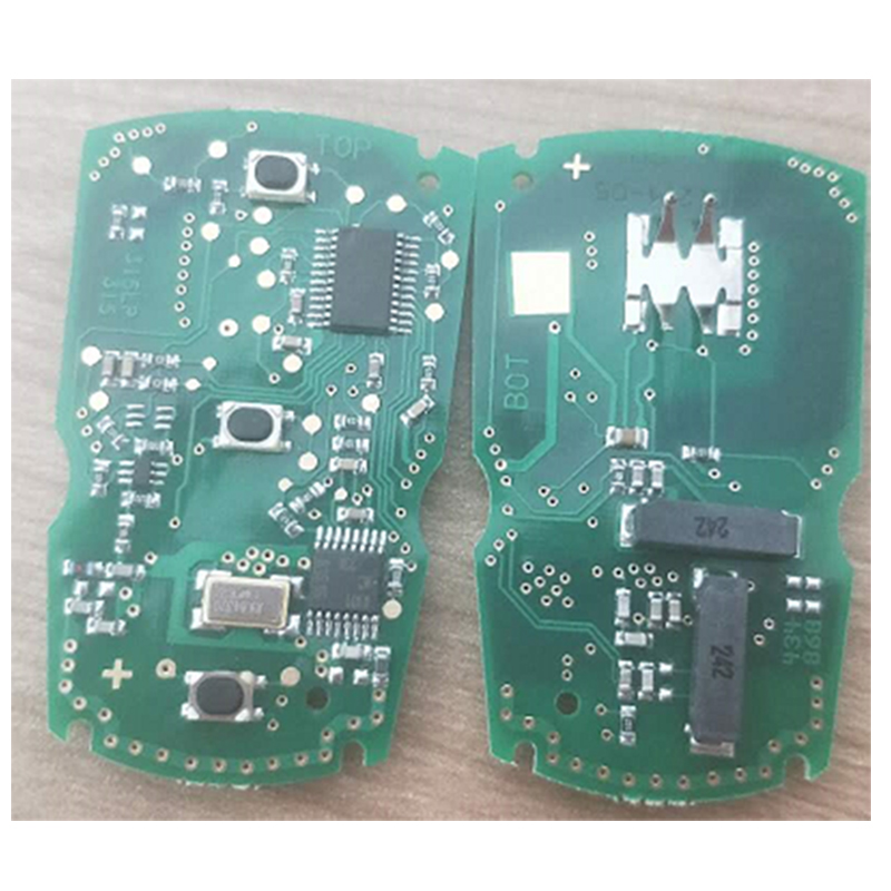 3 button 434mhz Smart Remote for BMW E90