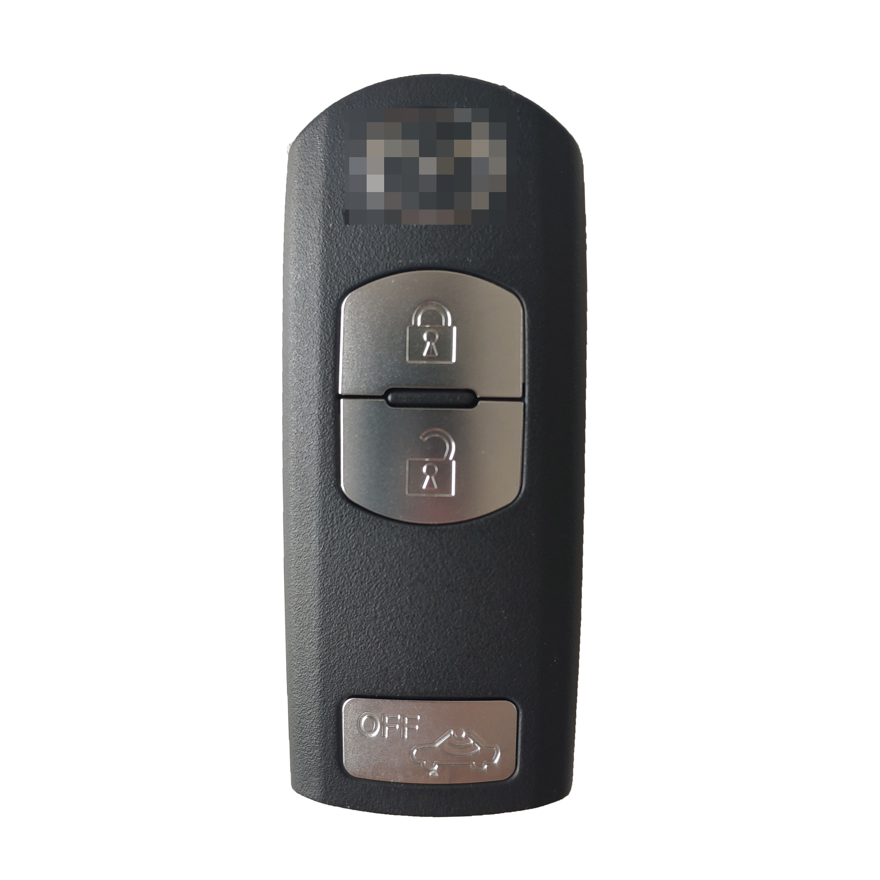 Original 3 Buttons 434 MHz Smart Proximity Key For Mazda SKE13E-01 - Thailand Version - ID49