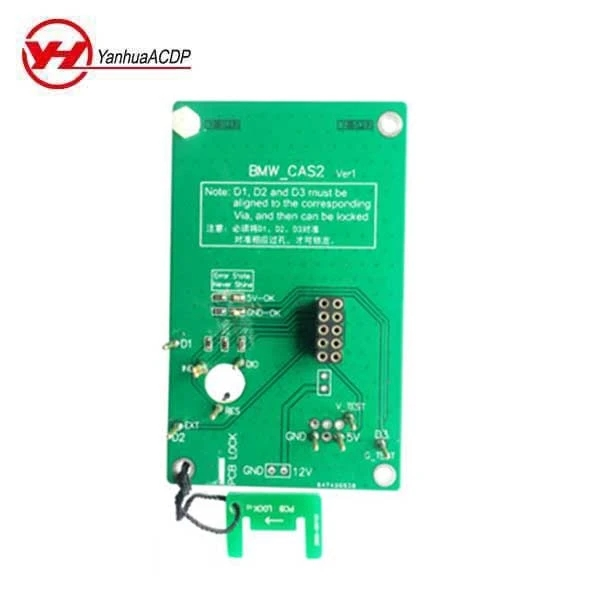 Yanhua-Replacement CAS2 Interface Board for Mini ACDP Module #1