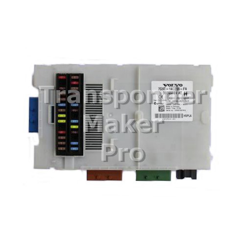 TMPro Software Module 176 for Volvo CEM Delphi with ID46