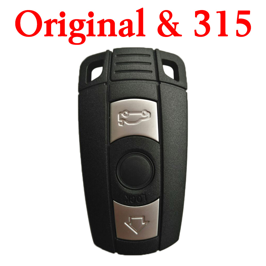 Genuine 315 MHz remote for BMW CAS3 E series