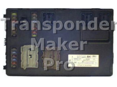 TMPro Software Module 84 for ford Transit 2008 BCM Siemens VDO