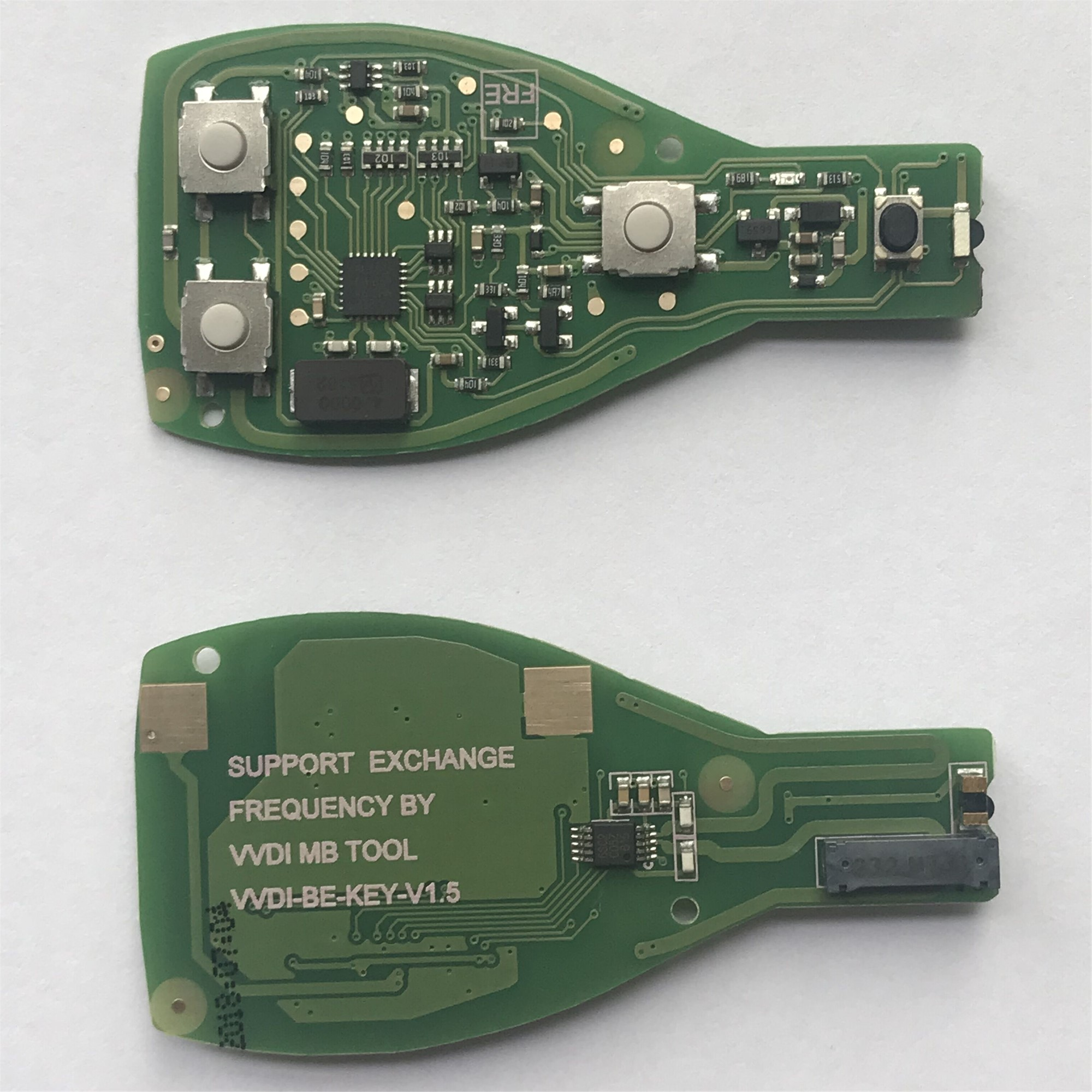 Xhore V1.5 New Version BE Key PCB Board for Mercedes-Benz