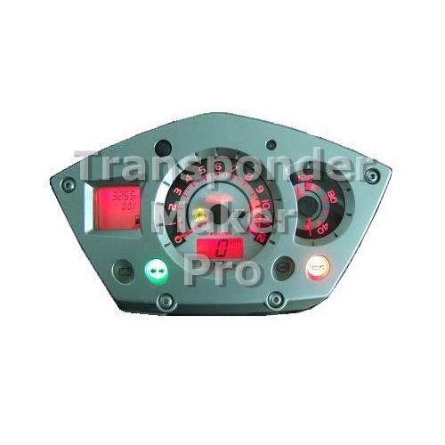 TMPro Software Module 168 for Peugeot Jetforce Bike Dashboard