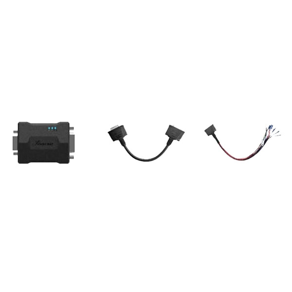 New Xhorse XDNP30 BOSH ECU Adapter and Cables for Key Tool Plus and Mini Prog
