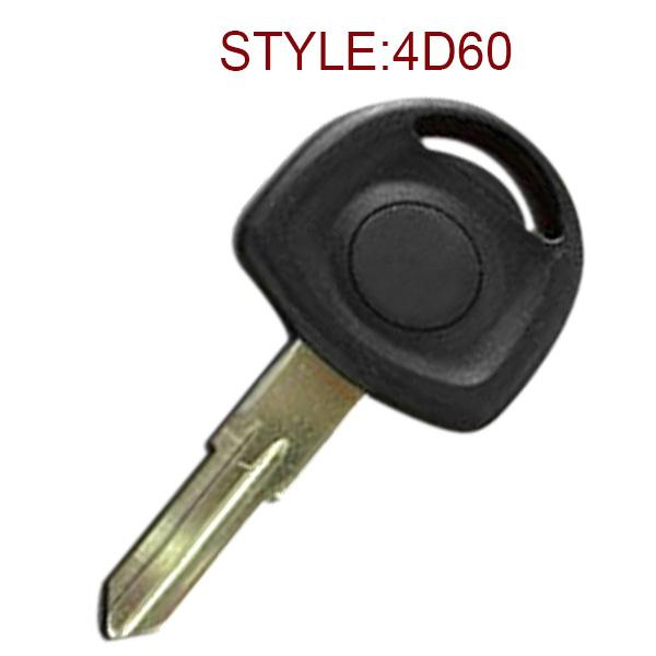 for Buick Transponder Key 4D 60