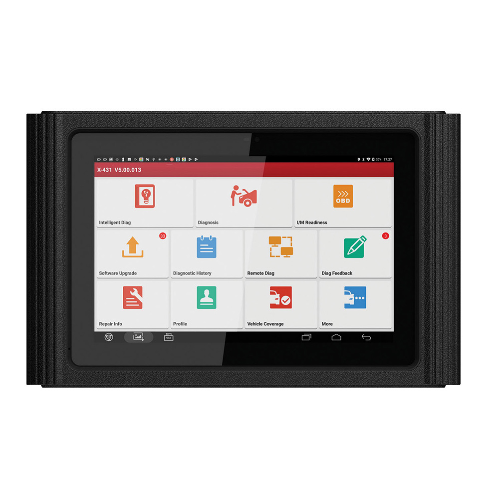 LAUNCH X431 PAD III Full System Diagnostic Tool - Pad 3 Support Coding and Programming