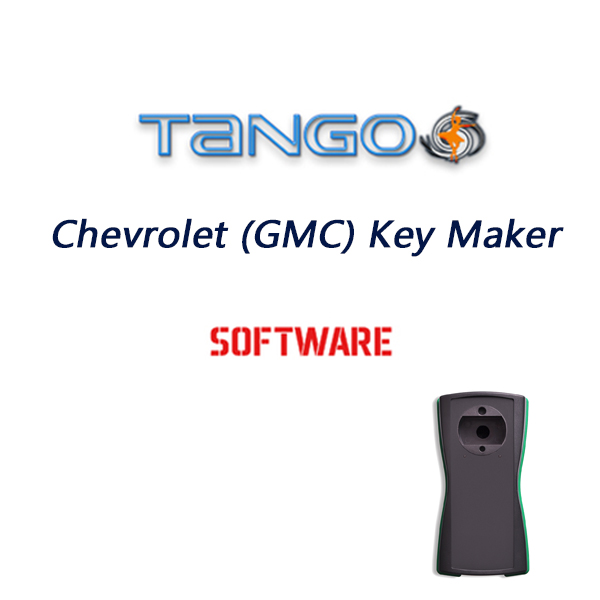 Chevrolet (GMC) Key Maker Software for Tango