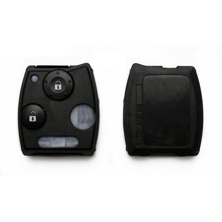 2 Button Key Shell Rubber Pad for Honda 10 pcs