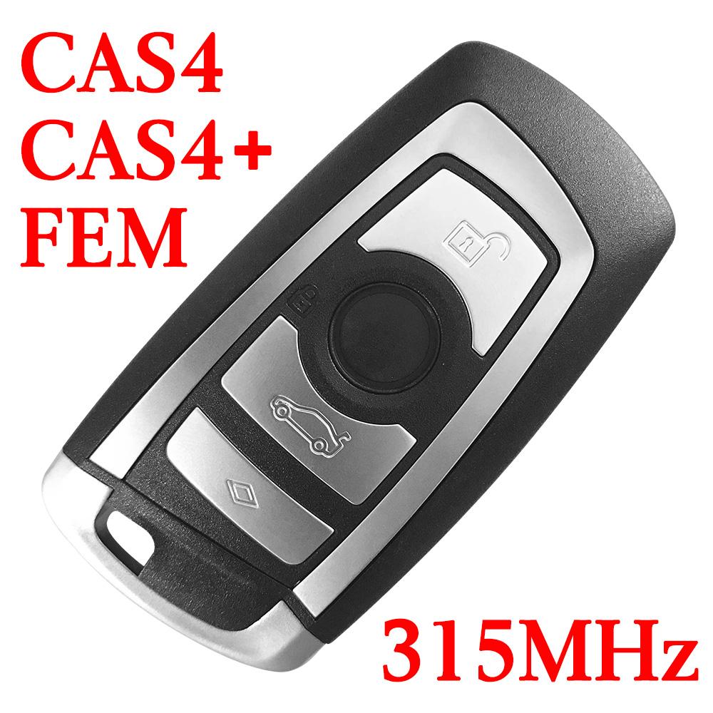 Top Quality 315 MHz Smart Proximity Key for 2009~2014 BMW 3 / 5 /7 Series CAS4 CAS4+ FEM