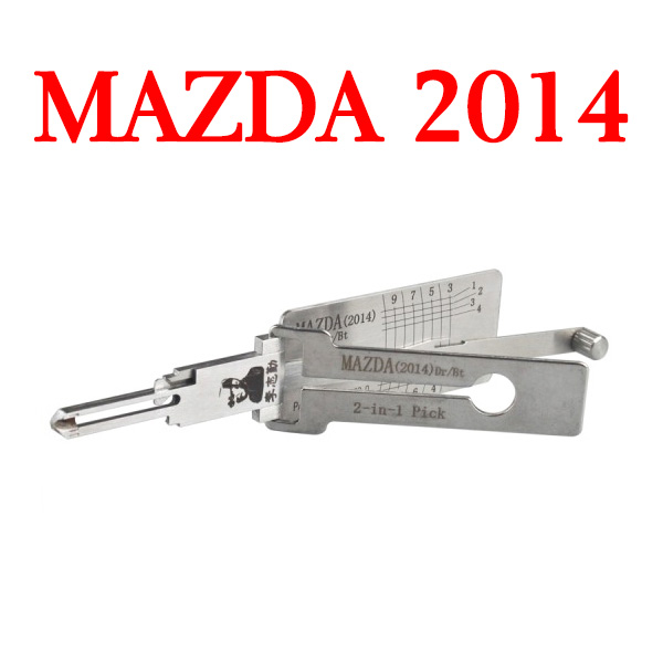LISHI Auto Pick and Decoder for MAZDA 2014