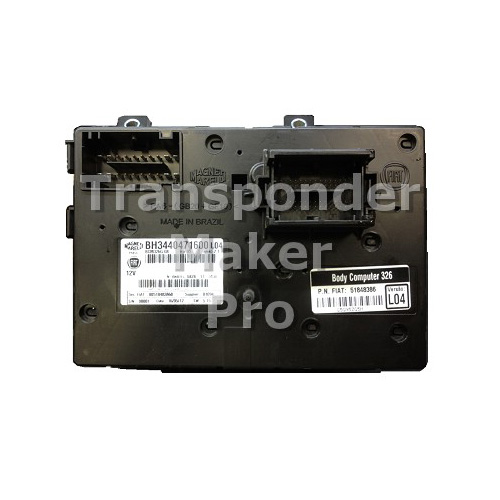 TMPro Software Module 175 for Fiat Grand Siena Palio BSI Marelli Type 5 with ID46