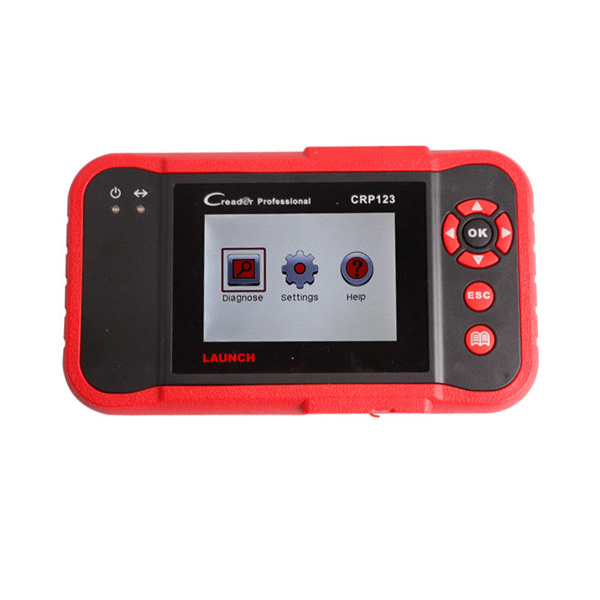 Launch CRP123 CReader Diagnostic Scanner