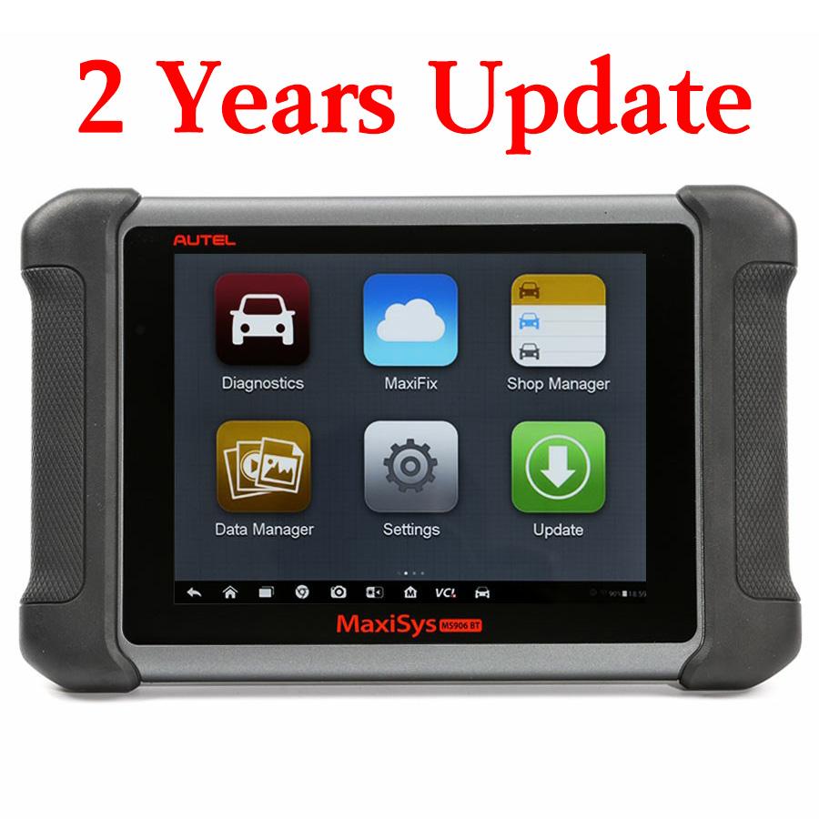 Autel MaxiSys MS906BT Advanced Wireless Diagnostic Tablet Pad