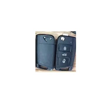 Original 3 Buttons 434MHZ Flip Key for New type VW Jetta 5CG 959 752 E