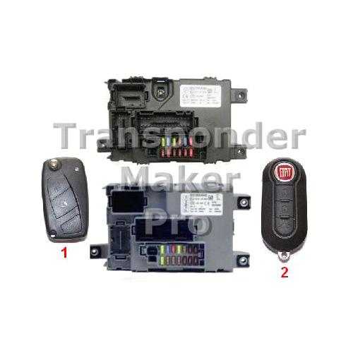 TMPro Software Module 59 for Fiat Grande Punto BSI Delphi