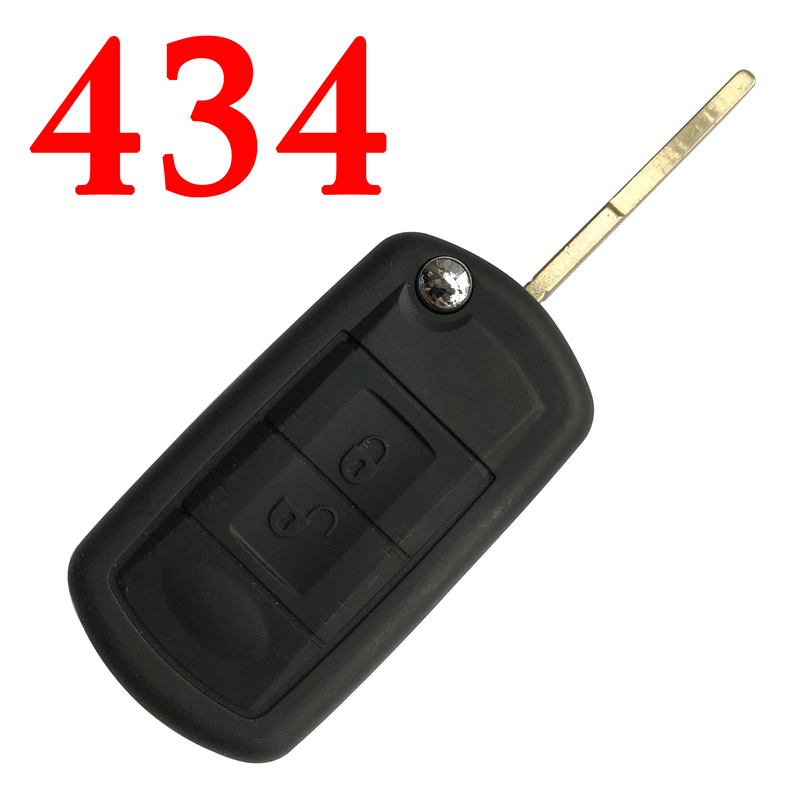 3 Buttons 434 Mhz Flip Remote Key for Land Rover Sport Discovery Vogue