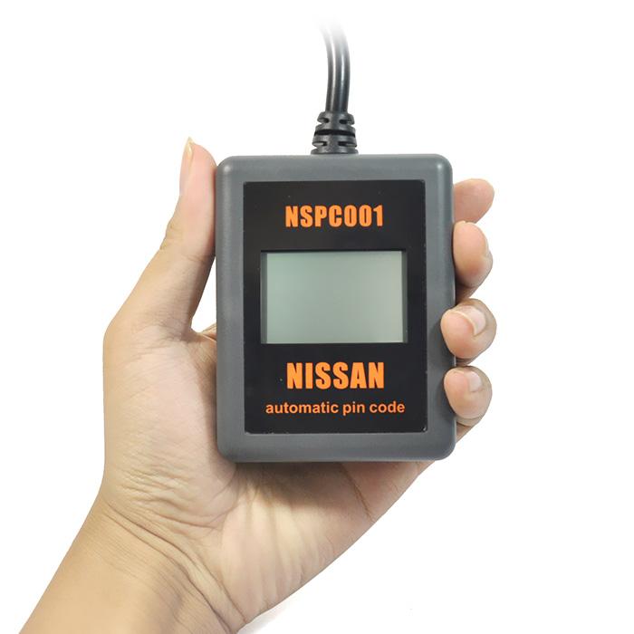 SuperOBD NSPC001 Nissan Automatic Pin Code Reader