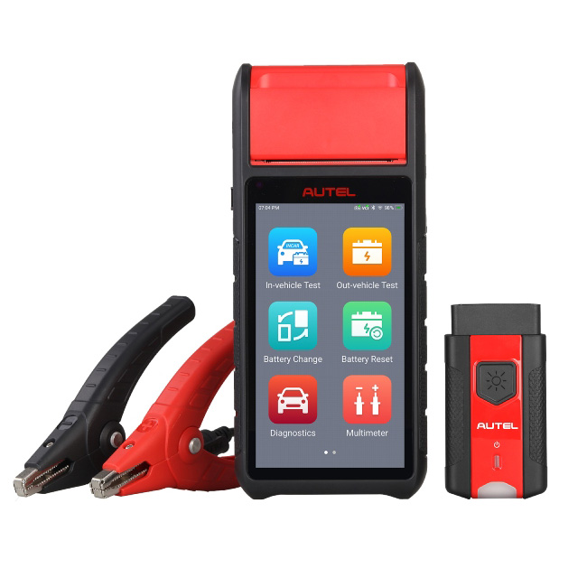 Autel MaxiBAS BT608 - Battery and Electrical System Diagnostics Tool