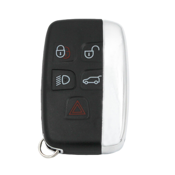 5 Buttons Smart Key Shell for Range Rover 2014  - Pack of 5