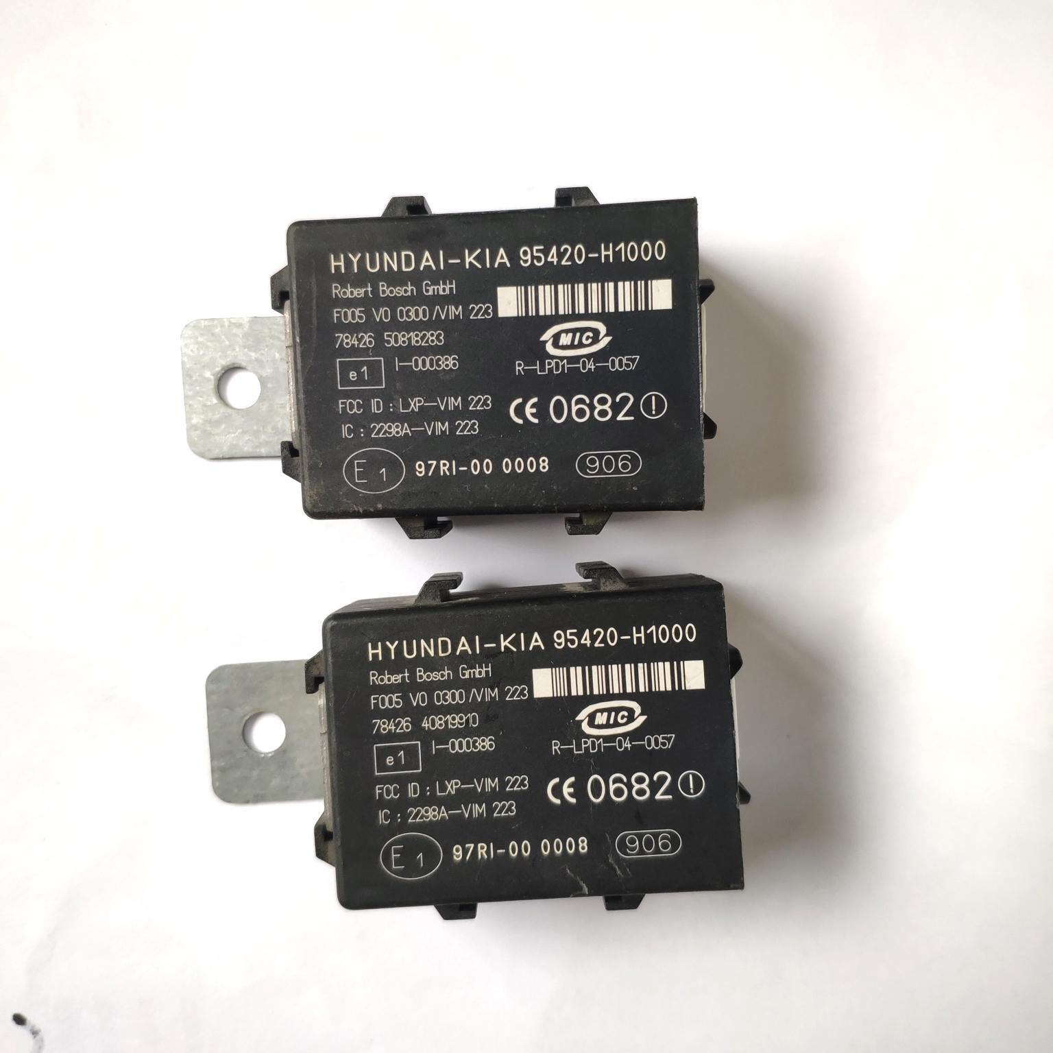 Original Immobilizer Amplifier 95420-H1000 for Hyundai KIA